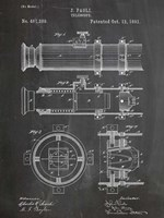 Telescope Fine Art Print