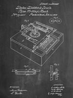 Typewriter Fine Art Print