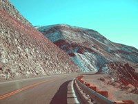 Death Valley Road 1 Fine Art Print