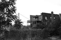 Old Building Detroit 3 Fine Art Print