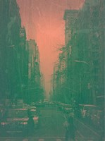5th Ave Fine Art Print