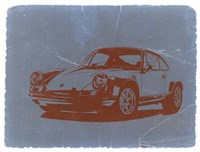 Porsche 911 Fine Art Print