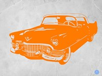 My Favorite Car 11 Framed Print