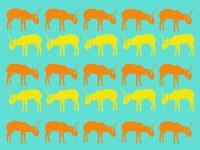 Safari 6 Framed Print