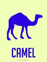Camel Blue Fine Art Print