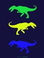 Dinosaur Family 23 Fine Art Print