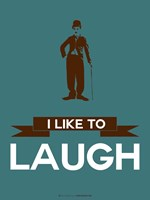 I Like to Laugh 3 Fine Art Print