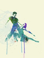 Tango Couple Fine Art Print