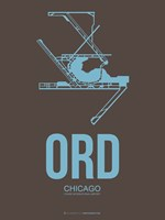 ORD Chicago 2 Fine Art Print