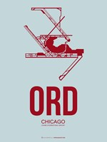 ORD Chicago 3 Fine Art Print