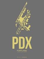 PDX Portland 2 Fine Art Print