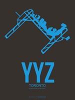 YYZ Toronto 1 Fine Art Print
