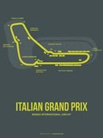 Italian Grand Prix 2 Fine Art Print