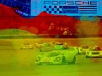 Porsche 917 Racing Fine Art Print