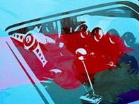 Ferrari Cockpit 2 Fine Art Print