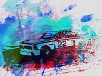 BMW 3.0 CSL Fine Art Print