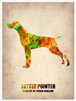 Setter Pointer 2 Fine Art Print