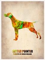 Setter Pointer 2 Fine Art Print