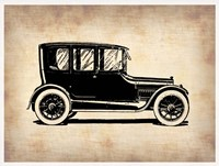 Classic Old Car 1 Framed Print