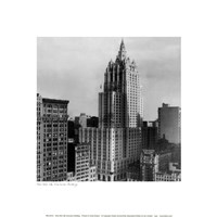 New York Life Insurance Building Framed Print