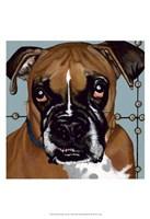 Dlynn's Dogs - Rocco Fine Art Print