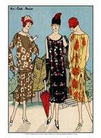 Vintage Couture I Fine Art Print
