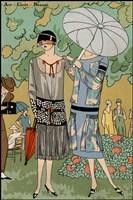 Vintage Couture VI Fine Art Print