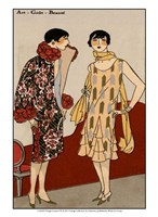 Vintage Couture VII Fine Art Print