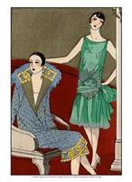 Vintage Couture X Fine Art Print