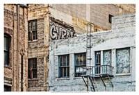 Urban Tags IV Fine Art Print