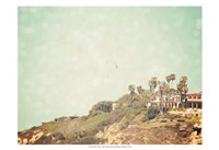 West Coast I Fine Art Print