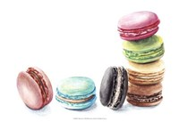 7 Macarons Fine Art Print