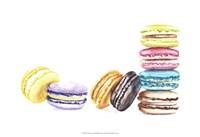 8 Macarons Fine Art Print