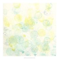 Ocean Tetra II Framed Print