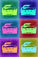 Ferrari Pop Art 2 Fine Art Print