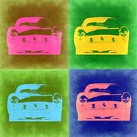 Ferrari Pop Art 3 Fine Art Print