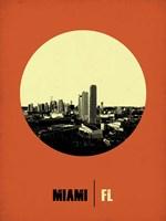 Miami Circle 2 Fine Art Print