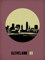 Cleveland Circle 1 Fine Art Print