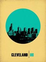 Cleveland Circle 2 Fine Art Print