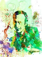 Saul Watercolor Fine Art Print