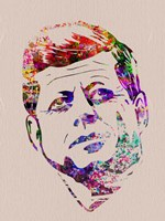 Kennedy Watercolor Fine Art Print