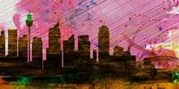 Sydney City Skyline Fine Art Print