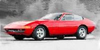 1968 Ferrari 365 GTB4 Daytona Fine Art Print