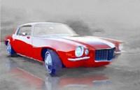 1970 Chevy Camaro Fine Art Print