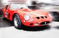 1962 Ferrari 250 GTO Fine Art Print