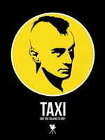 Taxi 2 Fine Art Print