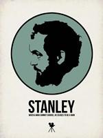 Stanley 1 Fine Art Print