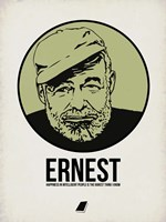 Ernest 2 Fine Art Print