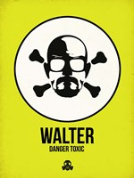 Walter 2 Fine Art Print
