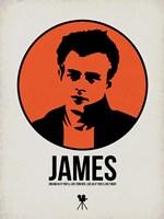 James 1 Fine Art Print